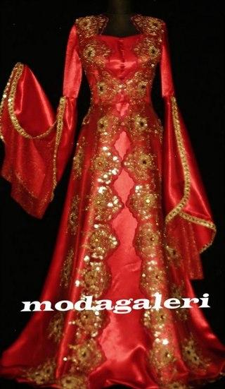 Фото османских платьев