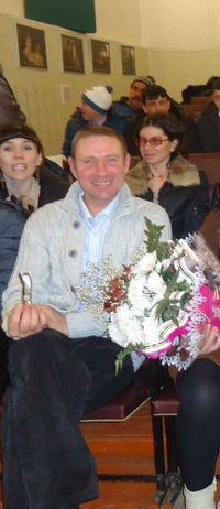 Миндар Гараев, 1 января , Базарные Матаки, id194874720